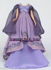 Greek Goddess Tunic Lavender Gown Fashion for Barbie Doll