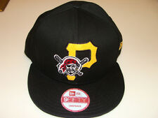 New Era Pittsburgh Pirates Two Fold Snapback Cap Hat MLB Baseball Adjustable OS