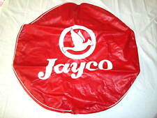 Spare Tire Cover Jayco CamperTrailer RV