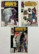 HAWKEYE #1-3 INCOMPLETE SET VOLUME 2 LIMITED SERIES VF DIXON 1994 Marvel Comics