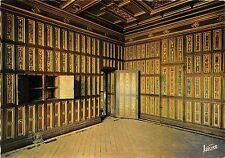 B83076 le chateau blois cabinet de catherine  de medicis aux armoires sec france