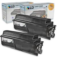 LD Compatible Toner Cartridge Replacement for Kyocera TK-352 (Black, 2-Pack)