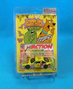 Scooby Doo On Zombie Island 1:64 Scale Die-Cast Car 1998 Taurus Nadeau Sealed