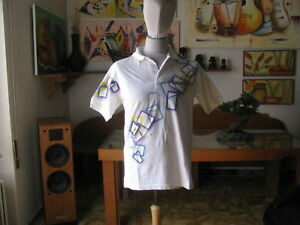 T-Shirt/Polo Tennis Cheetah - Size L