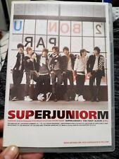 Super Junior Junior M - The First Album (Me) CD, Korean