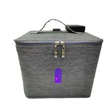 Portable LED UV Sterilizer Bag Disinfection Box Ozone Lamp UVC Light USB Charge