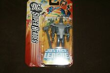 Brand New Justice League Unlimited Steel Action Figure Mattel