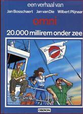 Auteur reeks 23: Omni: 20.000 Millirem onder Zee.            Hardcover!