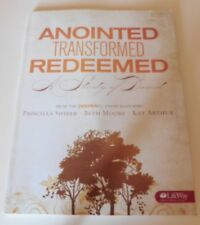 Anointed Transformed Redeemed Members Guide Priscilla Shirer Beth Moore Arthur