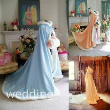 Wedding Cloak Gorgeous Winter Bridal Wedding Jacket Long Cloak Wraps Custom