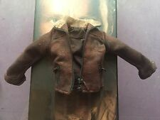 ThreeZero The Walking Dead Rick Grimes TWD Chaqueta de cuero Suelto Escala 1/6th
