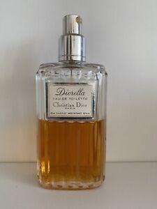 Christian Dior Diorella Eau De Toilette EdT Vintage vintage Rarität 100ml