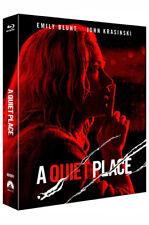 (Presale) A Quiet Place (2019, Blu-ray) Full Slip Case Steelbook Edition