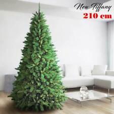 Bakaji New Tiffany 210cm Albero  di Natale - Verde