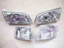 Headlight for 98 99 00 01 02 TOYOTA Corolla sedan AE110 E110 clear PA28 lu#G