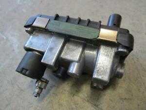 Stellmotor Ladedruckregler rechts VW Touareg AUDI A4 A6 Q7 6NW009550 767649
