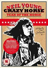 Neil Young & Crazy Horse - Year Of The Horse (DVD) Neil Young, Ralph Molina