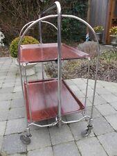 Bremshey Gerlinol Dinett / Tea Trolley / 1950s / Mid Century Design Bar Cart