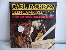 CARL JACKSON GLEN CAMPBELL Duellin banjos BO Film Delivrance 2M046 81450
