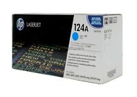 HP Q6001A Cyan Toner Cartridge Genuine New Damaged Box