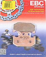 EBC Brake Pads Kawasaki KDX200 KDX220R KDX250 KLX250R See Desc FA152R