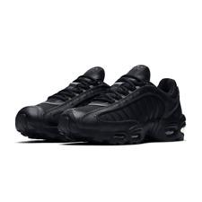 Nike Air Max Tailwind IV Triple Black AQ2567-005 New Men's Shoes No Lid