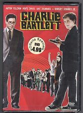 dvd CHARLIE BARTLETT Anton YELCHIN Hope DAVIS Kat DENNINGS Robert DOWNEY JR.