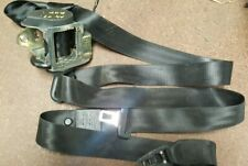 AUDI A4 B7 2007 SEAT BELT FOR RIGHT HAND FRONT DRIVER RHF BLACK COLOUR 05-08