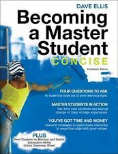 Textbook-Specific CSFI: Becoming a Master Student : Concise by Dave Ellis (2011…