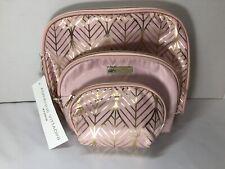 Adrienne Vittadini cosmetic bag lot