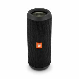 JBL Flip 3 Stealth Edition Bluetooth Speaker - Black