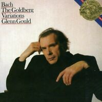 Glenn Gould - Bach: Goldberg Variations, BWV 988 [CD]