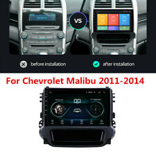 9'' Android 10.1 1GB+16GB Car Stereo Radio GPS WIFI For Chevrolet Malibu 2011-14