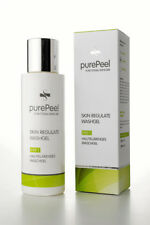 purePeel - AHA Fruchtsäure Peeling Skin Regulate Washgel, 100ml