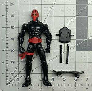 "1/12 scale Marvel Legends 6"" figure Kingpin series New Warriors Night Thrasher"