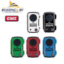 Blue Protective Smartphone Case Speaker Waterproof Rugged Floats Marine Boating