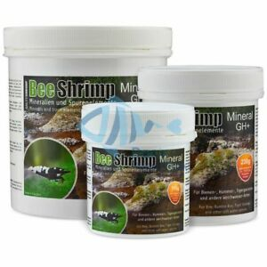 Salty Shrimp GH+ Minerals and Trace Elements Crystal Cherry Shrimp