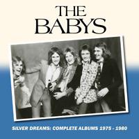 The Babys • Silver Dreams • Complete Albums • 6CD • BoxSet • 2019 •• NEW ••