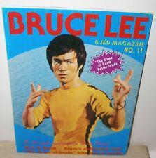 Bruce Lee & JKD Magazine No. 11 - The Game Of Death Poster Kareem Abdul Jabbar