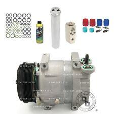 New AC A/C Compressor Kit Fits: 2004 - 2008 Chevrolet Aveo / Aveo 5 L4 1.6L
