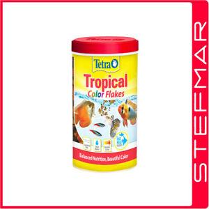 Tetra Tetracolour Tropical Fish Food Flakes 62G