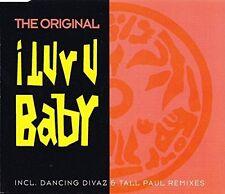 ORIGINALE I Luv U Baby (1995; 6 versions) [Maxi-CD]