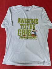 2021 Disney Epcot Food & Wine Festival Mickey Mouse Awesome To The Core Xl Shirt
