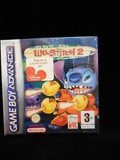 Lilo & Stitch 2 para game boy advance nuevo y precintado