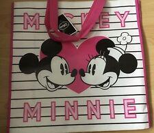 DISNEY MICKEY & MINNIE MOUSE REUSABLE BAG