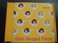 OSLO  GOSPEL  CHOIR  -   GET  UP !     ,  FUNK ,  SOUL ,  CD  1994