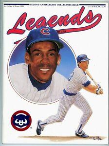 Legends Sports Magazine Winter Memorabilia 1990 Cover Cards Ali Bird Banks Post