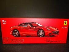 Bburago Ferrari California T White Signature Series 1/18 High Detail Version