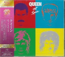 QUEEN HOT SPACE JAPAN 2011 REMASTERED SHM CD - BRAND NEW GIFT QUALITY!