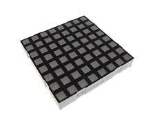 8x8 Matrix LED Display Square - RGB Color